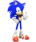 Sonic Boom New Render by Nibroc-Rock