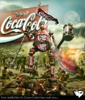 Addicted to Coca-Cola? by dilemmaniak
