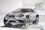 BMW x new Design by artsoni