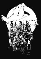 Ghostbusters by MauricioEiji