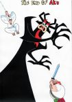 The End Of Aku by Nes44Nes