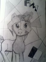 Ponies and Picasso, definitely something new! by Philly-Jays