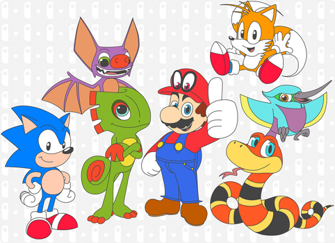 Platforming Partners by Hippopotasauce
