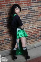 Sailor Slytherin 2 by LadyDCosplay