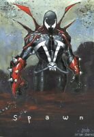 Spawn 2007 by JMB by JMB-ART