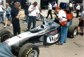 McLaren MP4/12 (Canada 1997) by F1-history