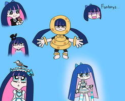 Stocking Doodles by BlueLight439