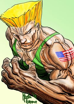 guile by MastaGnome