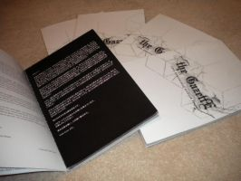 The GazettE 10th Anniversary Artbook Project by Es-car
