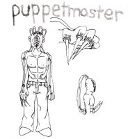 PuppetMaster Concept by tails-sama