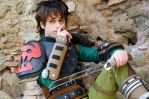 How to Train your Dragon 2 - Cosplay Hiccup by AlexanDrake89