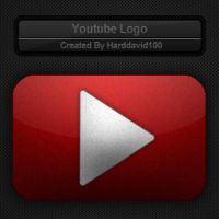 Youtube Logo (By Hard-100) by Hard-100