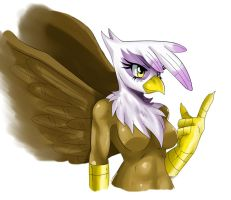 MLP: The Griffon by ss2sonic