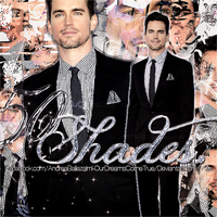 +Blend Matt Bomer/Christian Grey. by OurDreamsComeTrue