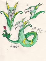 My serperior by yumidark