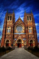 St-Peter's Cathedral Basilica by TallJohn
