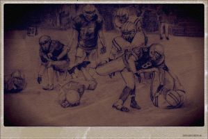 Football game by NinjaKuma