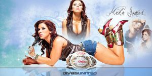 Mickie James by UniqueOneDesigns