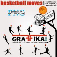 Basketball Moves by shapemaster