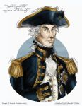 Admiral Lord Horatio Nelson by Leopreston