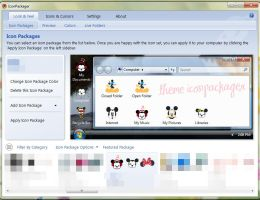 theme para iconpackager by edittionsgaby