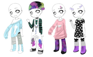Pastel goth Outfits OPEN [3/4] by Ruuma