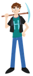 Request: Minecraft Avatar Vector by VilePurple