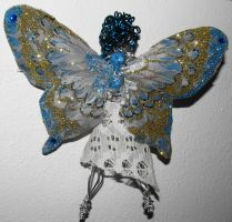 Back of reworked sculpture 2013 by metalpug