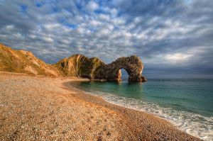 Durdle Door by GaryTaffinder