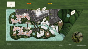 Site Plan by Fro7a