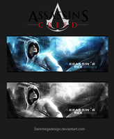 Assassin Creed by darkmegadesign