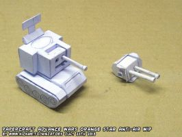 Advance Wars OS Anti-Air WIP2 by ninjatoespapercraft
