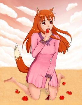 Horo by VioletBerly