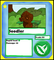Seedler Card (Adopt) by Dianamond