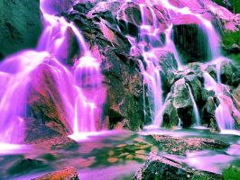 Dream Waterfall by TheGerm84