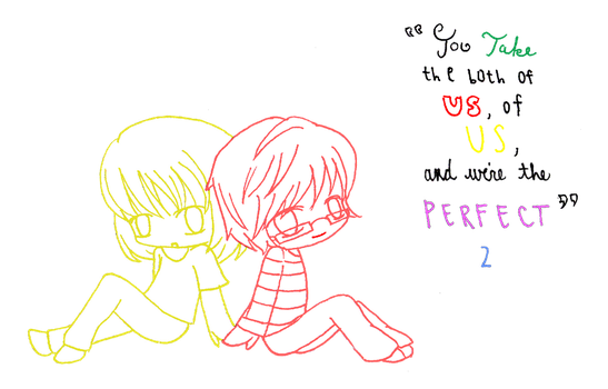 Perfect Two by WammyGirl