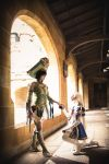 Trinity Blood: The Empress And The Duchess by silverharmony