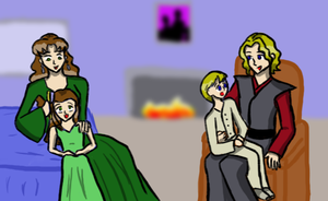 What if...Skywalker Family by Kayleen