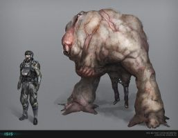 ISIS - Big mutant by BrotherOstavia