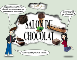 Salon du Chocolat 2014 00 by ZeFrenchM