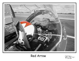 Red Arrow by TARAIMAGES