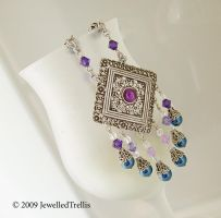 Opulent Filigree and Pearls by JewelledTrellis