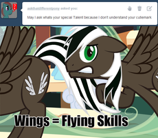 Wings = Flying skills by Spectty