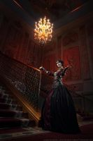Dragon Age. Morrigan. 8 by aKami777