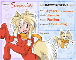 Happy Tails: Sophie by NekoNay