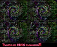 Four dimensions (40000 pageview special) by InsidiouslyJake