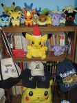 Pokemon Shrine by Ocelorean