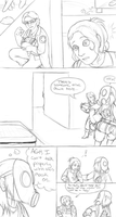TF2: Love Thy Enemies ch1 p6 by MelvisMD