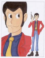 Lupin by CloneLeia