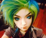 Eyebrow Game is Strong with This One by xX-Okami-No-Ko-Xx